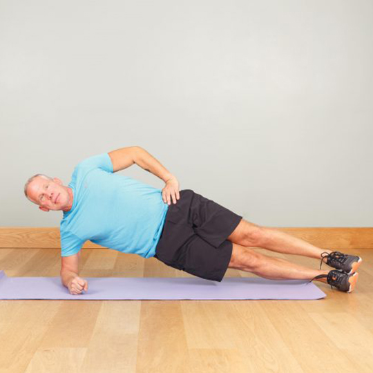 Side-Plank-exercise